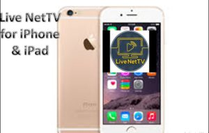 liv nettv for iPhone or iPad download official app on ios